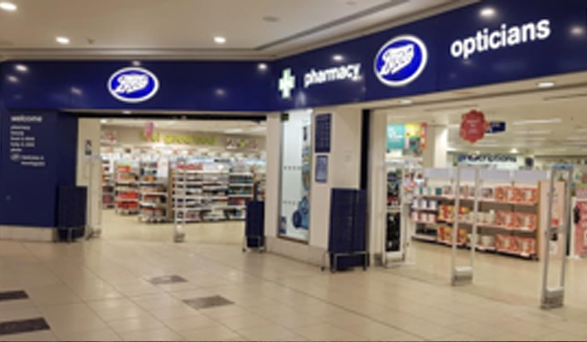 Boots – Lakeside Shopping Centre